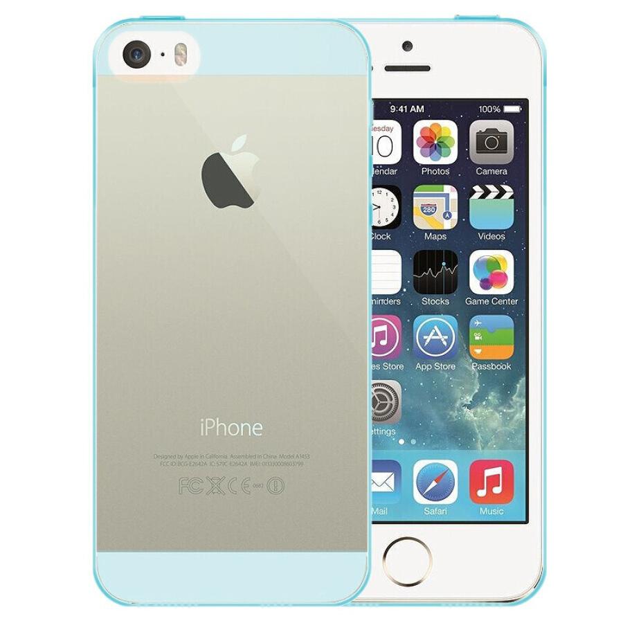 Ốp Điện Thoại iPhone 5S/ SE/ 5 BIAZE JK01- Xanh Dương - 1025624 , 9066959937645 , 62_2949479 , 74000 , Op-Dien-Thoai-iPhone-5S-SE-5-BIAZE-JK01-Xanh-Duong-62_2949479 , tiki.vn , Ốp Điện Thoại iPhone 5S/ SE/ 5 BIAZE JK01- Xanh Dương