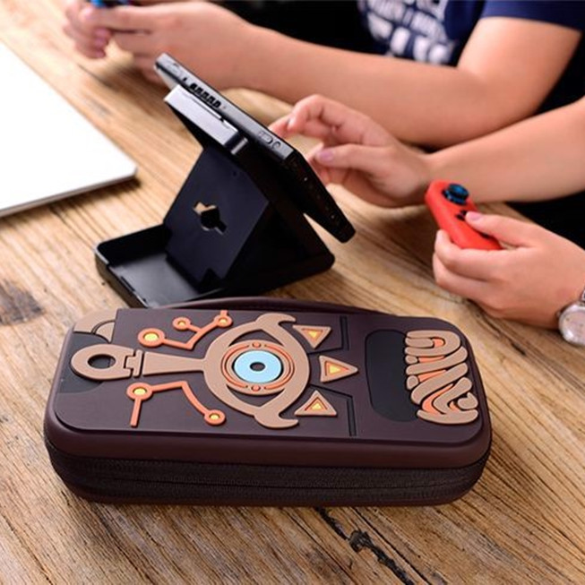 Túi đựng Zelda máy Nintendo Switch hàng nhập khẩu