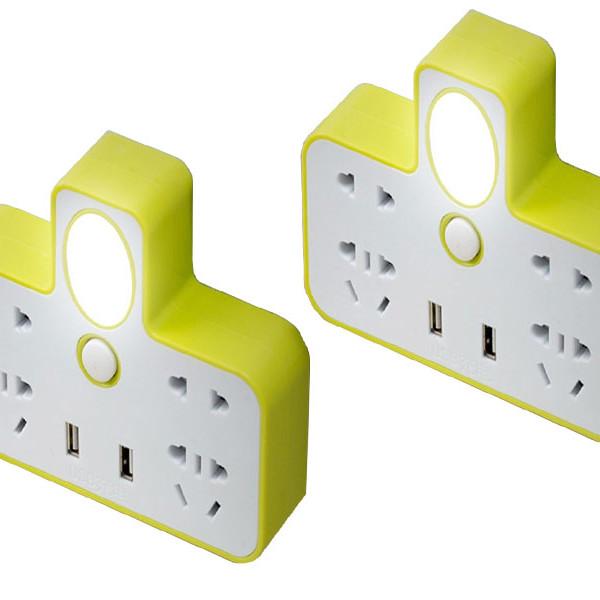 Bộ 02 ổ cắm điện tích hợp cổng usb và đèn ngủ tiện dụng - 7308487 , 3467478182824 , 62_15347692 , 200000 , Bo-02-o-cam-dien-tich-hop-cong-usb-va-den-ngu-tien-dung-62_15347692 , tiki.vn , Bộ 02 ổ cắm điện tích hợp cổng usb và đèn ngủ tiện dụng