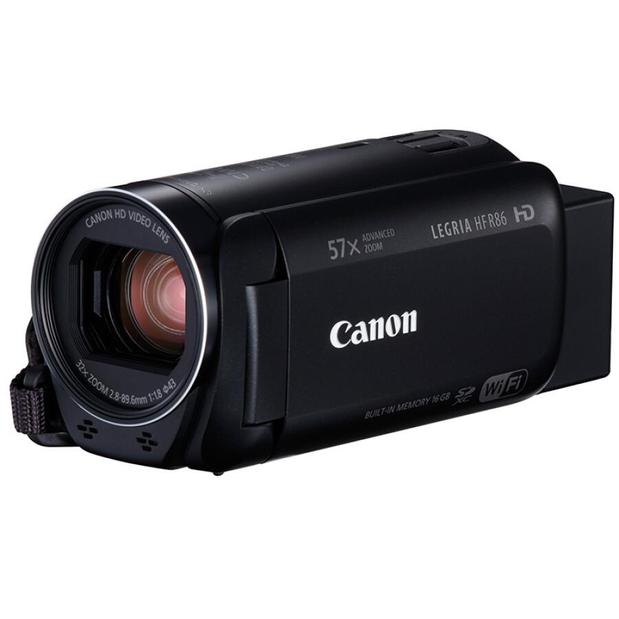 Máy quay Canon HF R86 - Hàng nhập khẩu
