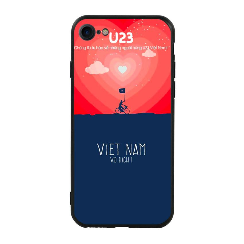 Ốp lưng viền TPU cho Iphone 7 / Iphone 8 - U23 Mẫu 4 - 2608089855474,62_14794140,250000,tiki.vn,Op-lung-vien-TPU-cho-Iphone-7--Iphone-8-U23-Mau-4-62_14794140,Ốp lưng viền TPU cho Iphone 7 / Iphone 8 - U23 Mẫu 4