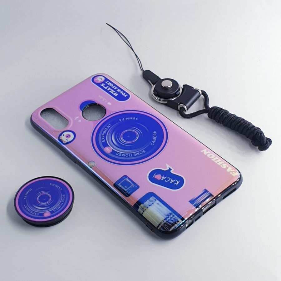 Ốp lưng hình máy ảnh kèm giá đỡ và dây đeo dành cho Oppo A9,Realme 3,Realme 1(oppo F7 Youth),R17 Pro,F11 Pro, - 2351618 , 5391705370693 , 62_15338680 , 150000 , Op-lung-hinh-may-anh-kem-gia-do-va-day-deo-danh-cho-Oppo-A9Realme-3Realme-1oppo-F7-YouthR17-ProF11-Pro-62_15338680 , tiki.vn , Ốp lưng hình máy ảnh kèm giá đỡ và dây đeo dành cho Oppo A9,Realme 3,Realm