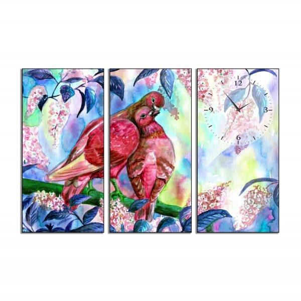 Tranh đồng hồ in Canvas Chỉ có đôi ta - 3 mảnh - 7071184 , 4184397455752 , 62_10352698 , 707500 , Tranh-dong-ho-in-Canvas-Chi-co-doi-ta-3-manh-62_10352698 , tiki.vn , Tranh đồng hồ in Canvas Chỉ có đôi ta - 3 mảnh