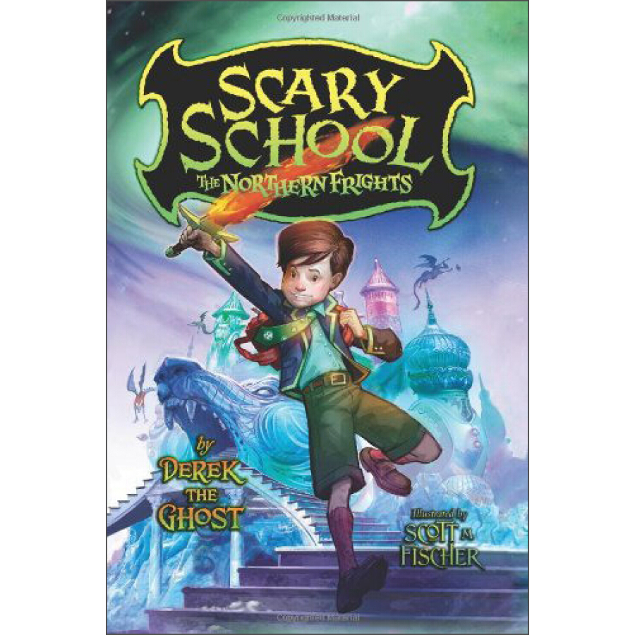 Scary School #3: The Northern Frights - 1225991 , 8410139501293 , 62_5237703 , 334000 , Scary-School-3-The-Northern-Frights-62_5237703 , tiki.vn , Scary School #3: The Northern Frights