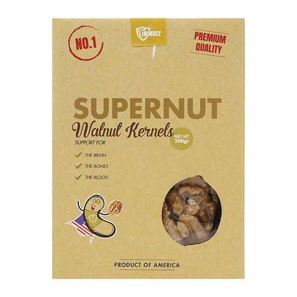 SuperNut Nhân Óc Chó - nhập khẩu chính hãng