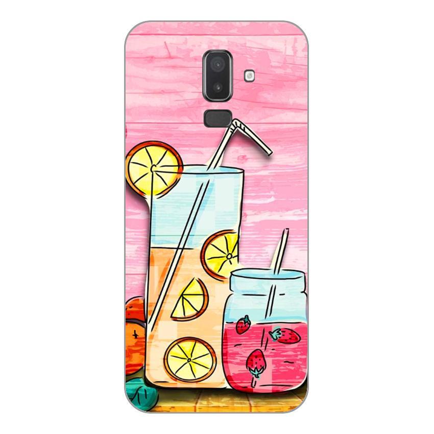 Ốp lưng dẻo cho Samsung Galaxy J8_Cocktail