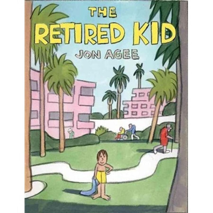 The Retired Kid - 1235204 , 3040818681180 , 62_5264261 , 355000 , The-Retired-Kid-62_5264261 , tiki.vn , The Retired Kid