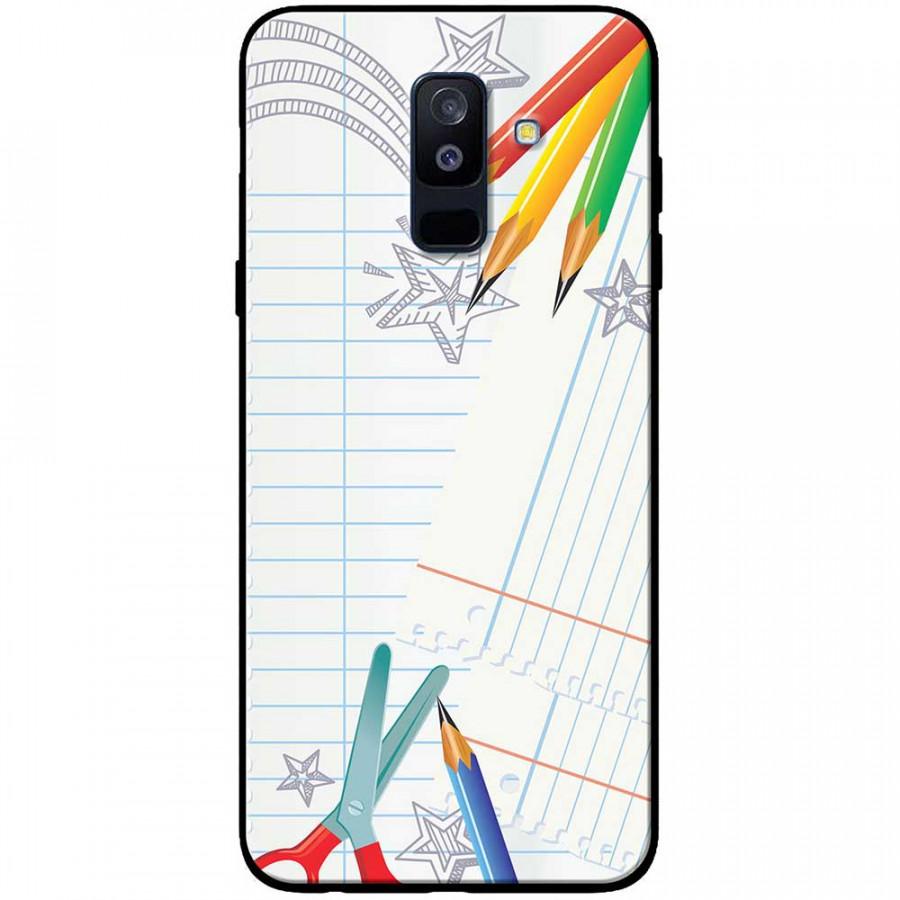 Ốp lưng dành cho Samsung Galaxy A6 Plus (2018) mẫu Kéo chì màu - 18452228 , 9626711742001 , 62_20720837 , 150000 , Op-lung-danh-cho-Samsung-Galaxy-A6-Plus-2018-mau-Keo-chi-mau-62_20720837 , tiki.vn , Ốp lưng dành cho Samsung Galaxy A6 Plus (2018) mẫu Kéo chì màu