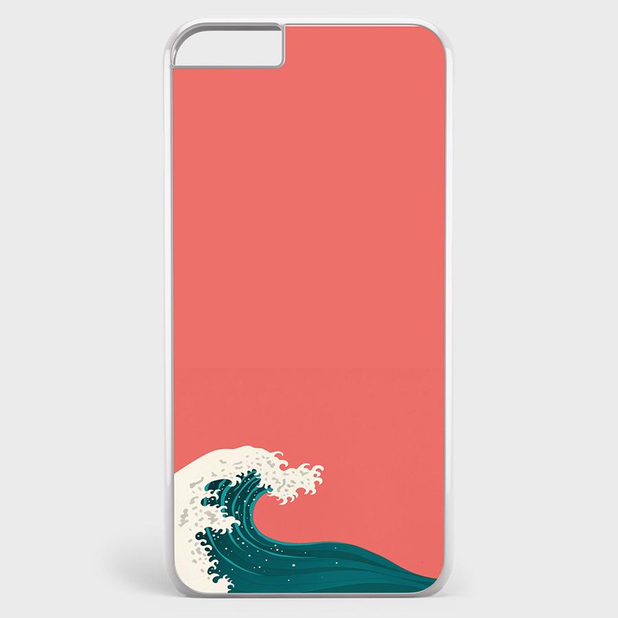 Ốp Lưng Dẻo Dành Cho Iphone 6 Plus In Hình Art Print 70