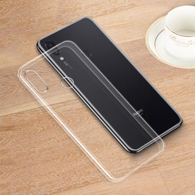 Ốp lưng silicon dẻo cho Xiaomi redmi Note 7