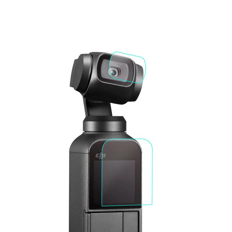 Kính Cường lực Màn Hình Và Camera Dành Cho Osmo Pocket