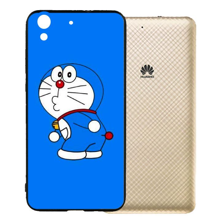 Ốp lưng viền TPU cho Huawei Y62 - Doremon 01
