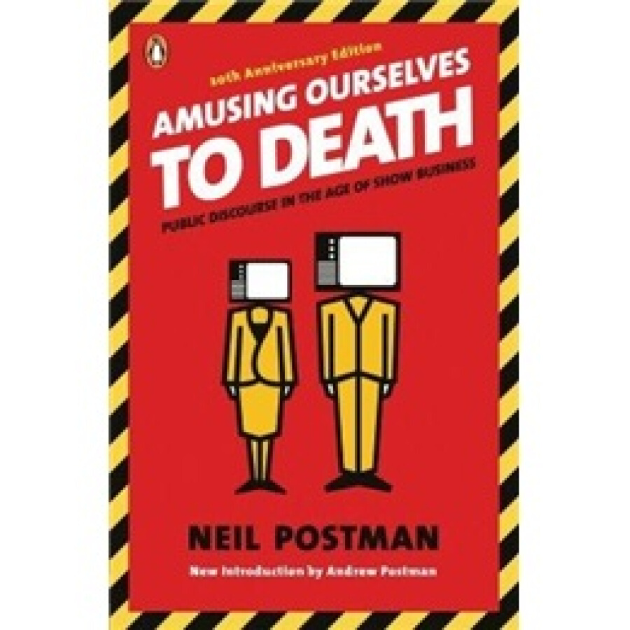 Amusing Ourselves to Death: Public Discourse in the Age of Show Business - 1236595 , 8420711330104 , 62_5266873 , 1875000 , Amusing-Ourselves-to-Death-Public-Discourse-in-the-Age-of-Show-Business-62_5266873 , tiki.vn , Amusing Ourselves to Death: Public Discourse in the Age of Show Business