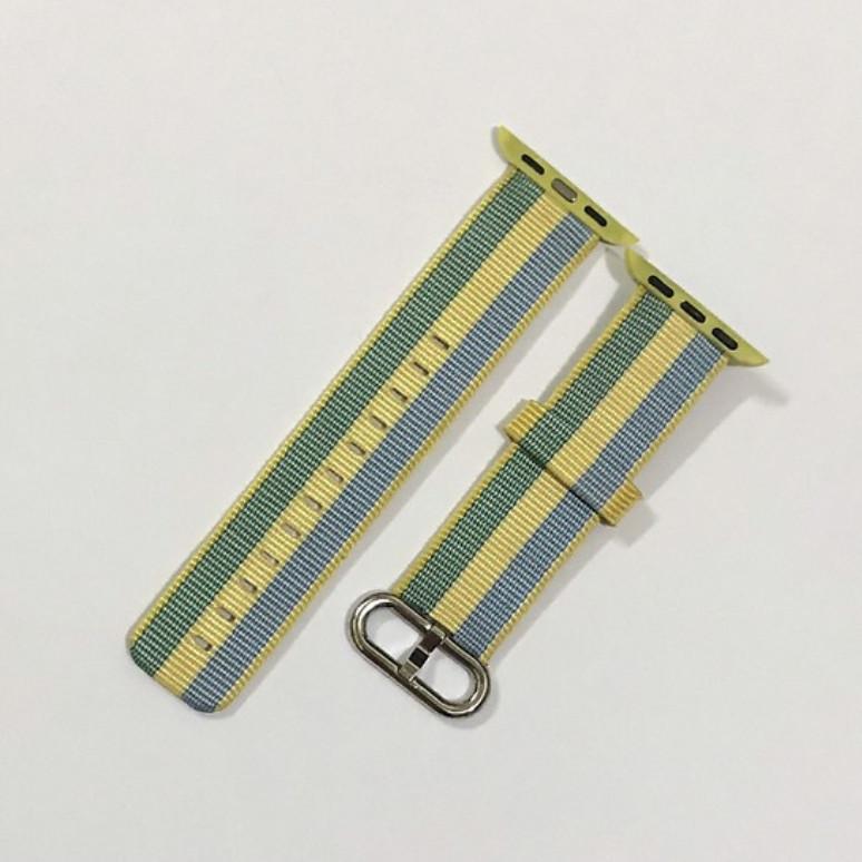 Dây Đeo dành cho đồng hồ Apple Watch Woven Nylon 38/40mm - 9661091 , 9525228769948 , 62_18008268 , 399000 , Day-Deo-danh-cho-dong-ho-Apple-Watch-Woven-Nylon-38-40mm-62_18008268 , tiki.vn , Dây Đeo dành cho đồng hồ Apple Watch Woven Nylon 38/40mm