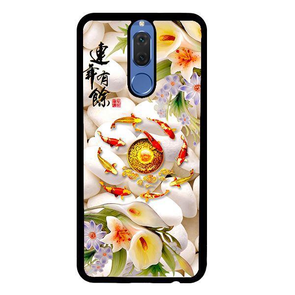 Ốp lưng dành cho điện thoại Huawei Nova 2i Cá Koi 3