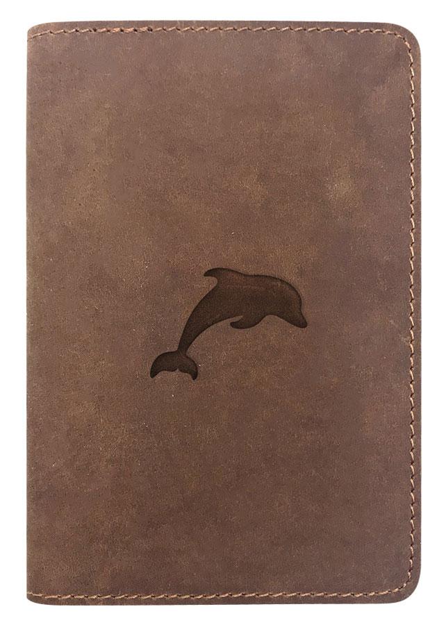 Passport Cover Bao Da Hộ Chiếu Da Sáp Khắc Hình Hình Cá Heo Dolphin Silhouette (Brown) - 15683307 , 2848017025740 , 62_26699221 , 450000 , Passport-Cover-Bao-Da-Ho-Chieu-Da-Sap-Khac-Hinh-Hinh-Ca-Heo-Dolphin-Silhouette-Brown-62_26699221 , tiki.vn , Passport Cover Bao Da Hộ Chiếu Da Sáp Khắc Hình Hình Cá Heo Dolphin Silhouette (Brown)
