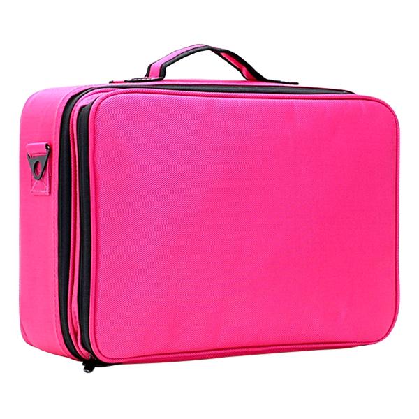 Cosmetic Case Organizer Waterproof Large Capacity Makeup Storage Bags Travel Beauty Artist Brush Box with Shoulder Belt - 2331868 , 1587739030984 , 62_15124820 , 516000 , Cosmetic-Case-Organizer-Waterproof-Large-Capacity-Makeup-Storage-Bags-Travel-Beauty-Artist-Brush-Box-with-Shoulder-Belt-62_15124820 , tiki.vn , Cosmetic Case Organizer Waterproof Large Capacity Makeup