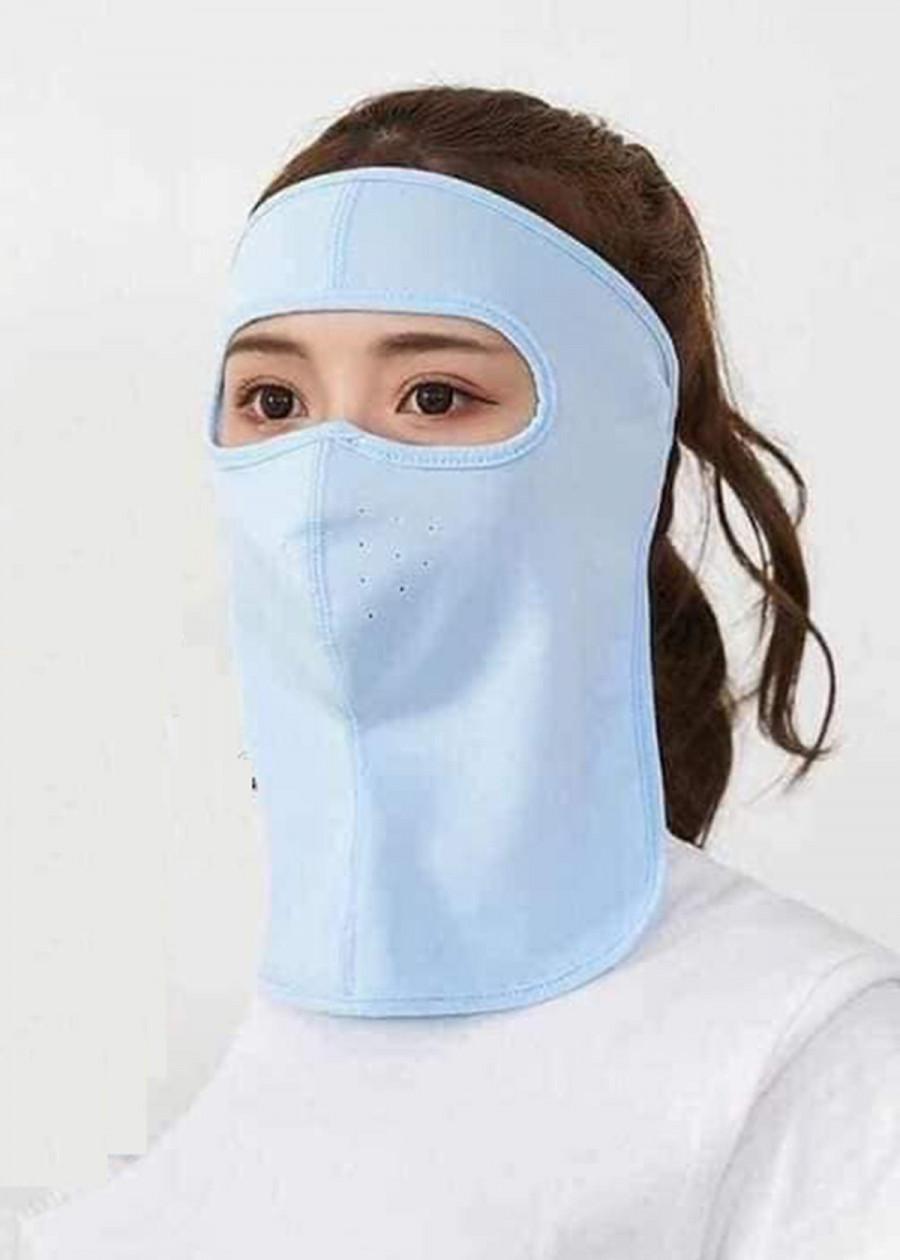 Khẩu trang ninja chống nắng che mặt, che cổ- Màu xanh da trời - 7527792 , 8873308957787 , 62_17369049 , 79000 , Khau-trang-ninja-chong-nang-che-mat-che-co-Mau-xanh-da-troi-62_17369049 , tiki.vn , Khẩu trang ninja chống nắng che mặt, che cổ- Màu xanh da trời