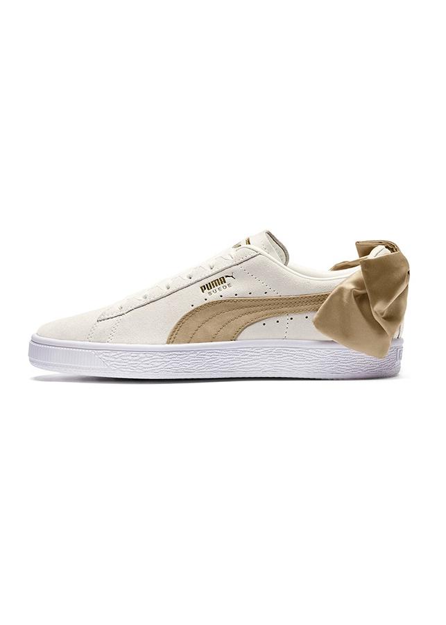 Giày Sneaker Nữ Suede Bow Varsity Wns Marshmallow - Metal Puma - Kem Phối Vàng Gold - 9642344 , 3837053894716 , 62_13530316 , 3650000 , Giay-Sneaker-Nu-Suede-Bow-Varsity-Wns-Marshmallow-Metal-Puma-Kem-Phoi-Vang-Gold-62_13530316 , tiki.vn , Giày Sneaker Nữ Suede Bow Varsity Wns Marshmallow - Metal Puma - Kem Phối Vàng Gold