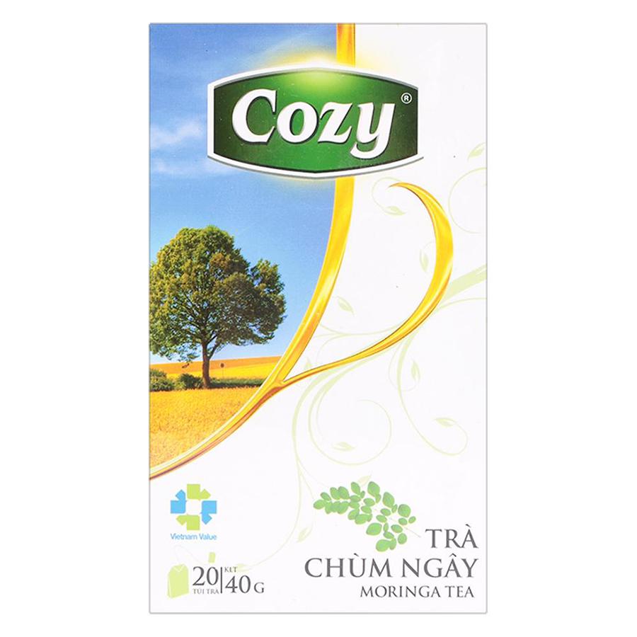Trà Chùm Ngây Cozy (Hộp 20 Gói x 2g)