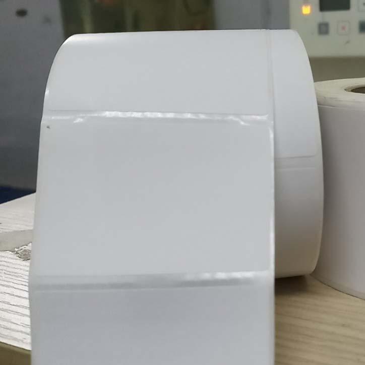 Giấy in tem nhãn 70x50, cuộn 30m in mã vạch, thông tin sản phẩm