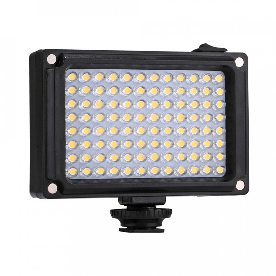 PULUZ PU4096 For Pocket 96 LEDs 860LM Pro Photography Video Light Studio Light for DSLR Cameras for Cameras Accesories