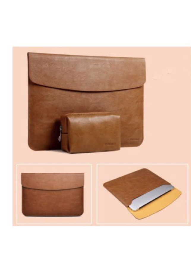 Bao da, túi da, cặp da chống sốc cho macbook, laptop, surface kèm ví đựng phụ kiện - 15968148 , 9543280035955 , 62_20621427 , 550000 , Bao-da-tui-da-cap-da-chong-soc-cho-macbook-laptop-surface-kem-vi-dung-phu-kien-62_20621427 , tiki.vn , Bao da, túi da, cặp da chống sốc cho macbook, laptop, surface kèm ví đựng phụ kiện
