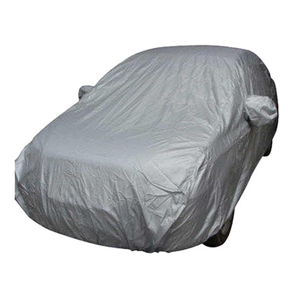 Full Car Cover Indoor Outdoor Sunscreen Heat Protection Dustproof Anti-UV Scratch-Resistant
