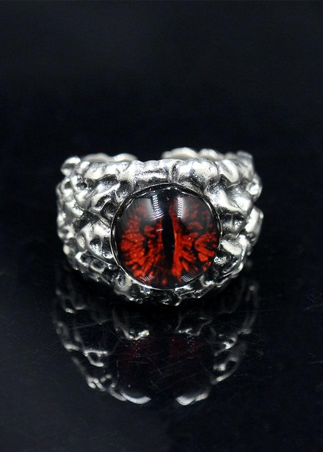 Nhẫn Bạc Thái Nam Mắt Rồng - Viễn Chí Bảo