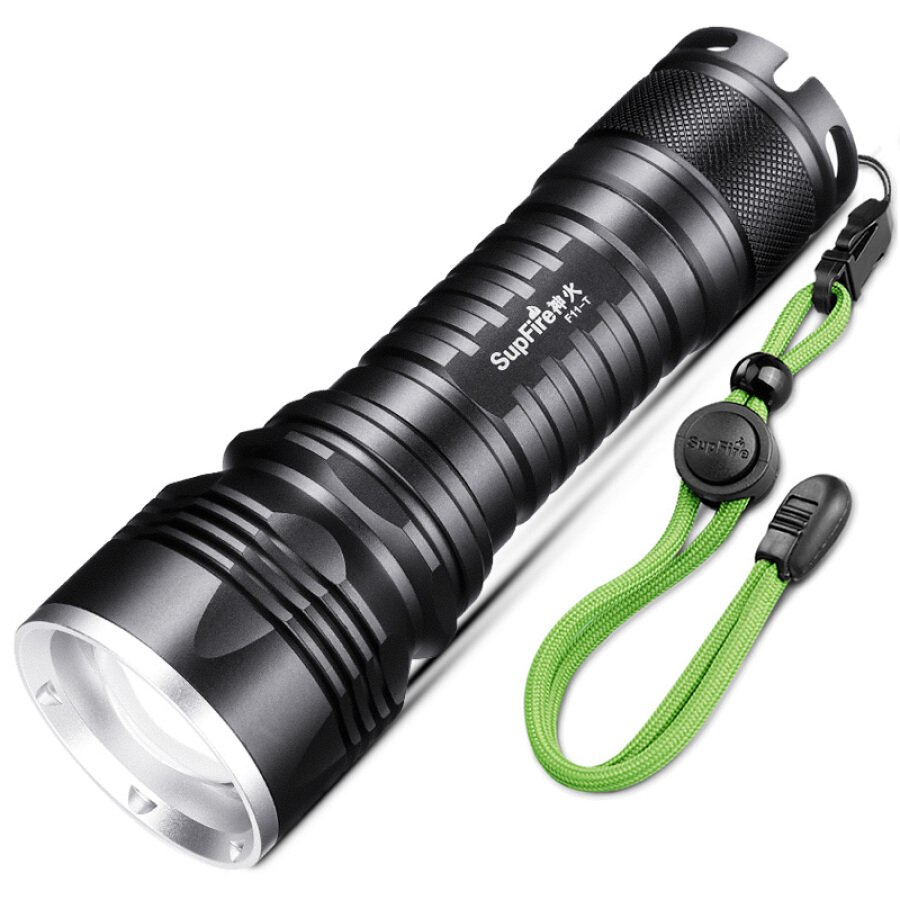 Đèn Pin Sạc USB Supfire F11-T