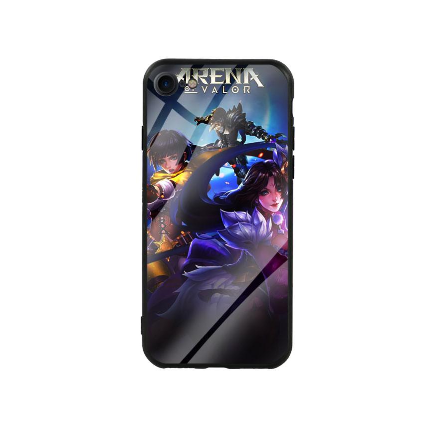 Ốp lưng kính cường lực cho điện thoại Iphone 7/8 - Game 52