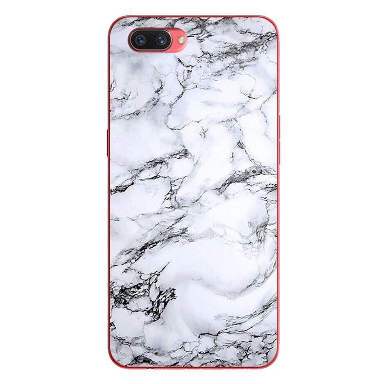 Ốp Lưng Dành Cho Oppo A3s - Stone White