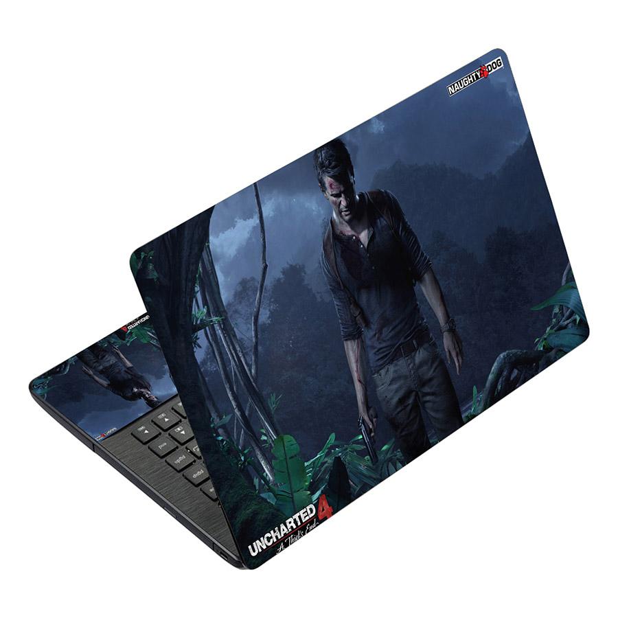Miếng Dán Decal Dành Cho Laptop Mẫu Hoạt Hình LTHH-245