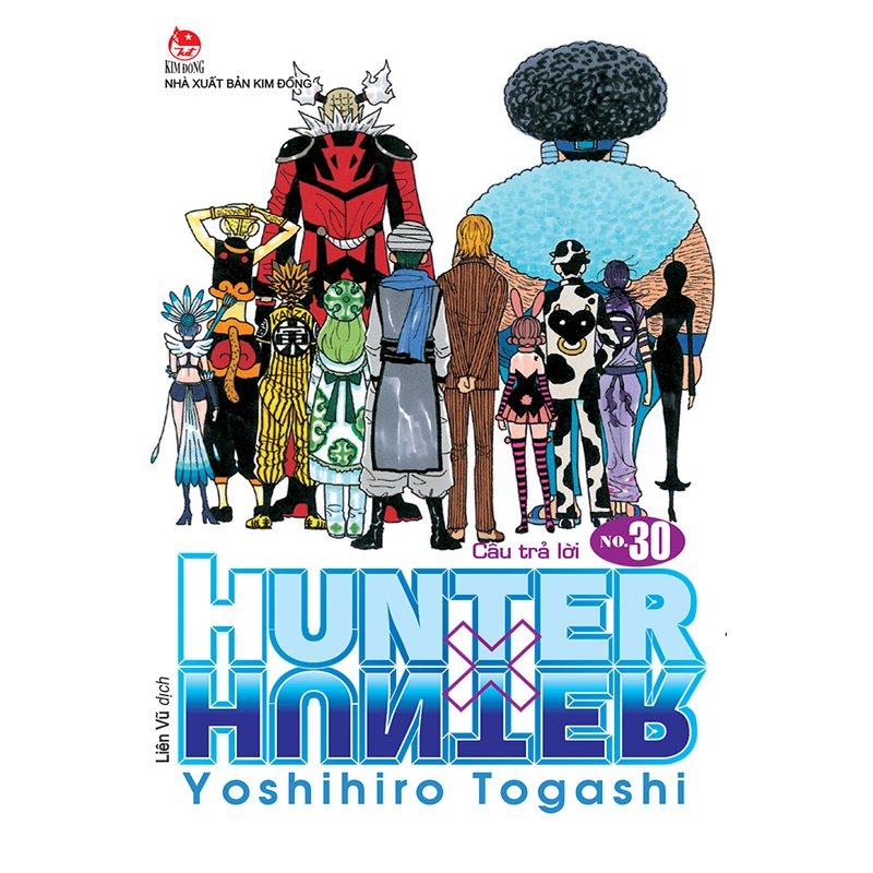 Hunter X Hunter - Tập 30