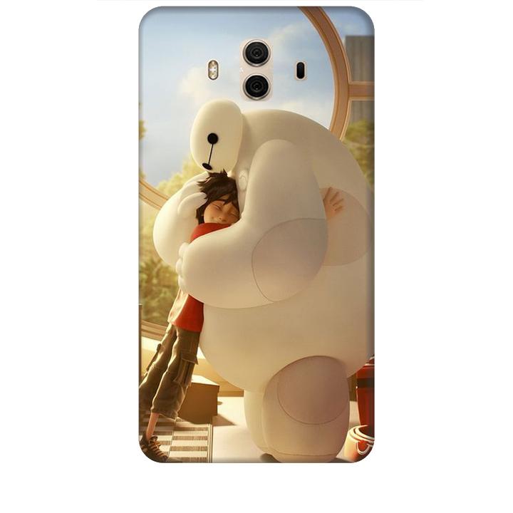 Ốp lưng dành cho điện thoại Huawei MATE 10 hình Big Hero Mẫu 03