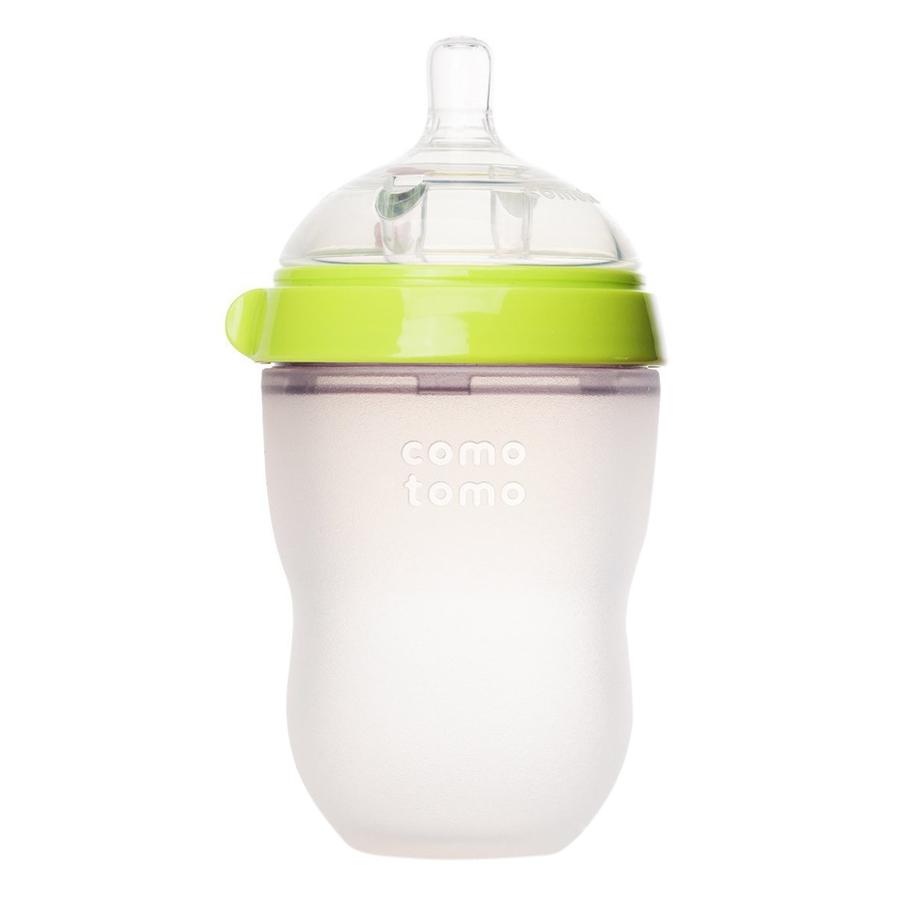 Bình Sữa Comotomo - Xanh (250ml)