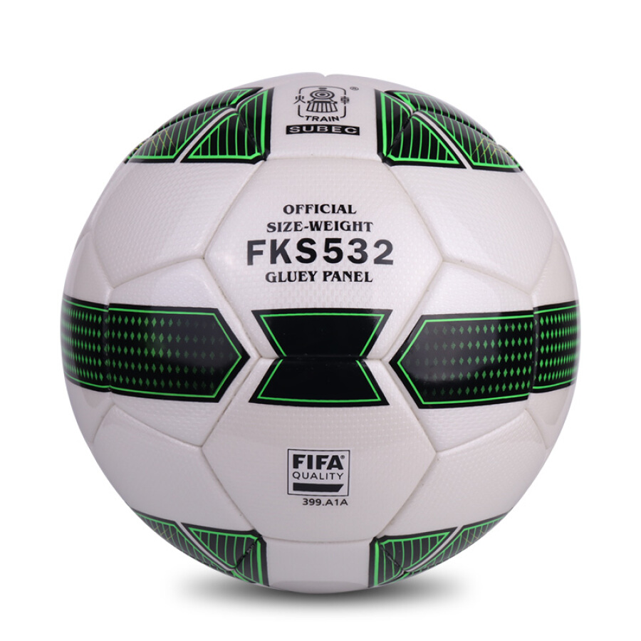 Train Train Locomotive FKS532 2A Folding Adhesive PU Material Standard No. 5 FIFA Certified Football Green - 762351 , 5111115520149 , 62_9035264 , 696000 , Train-Train-Locomotive-FKS532-2A-Folding-Adhesive-PU-Material-Standard-No.-5-FIFA-Certified-Football-Green-62_9035264 , tiki.vn , Train Train Locomotive FKS532 2A Folding Adhesive PU Material Standard No. 5 F