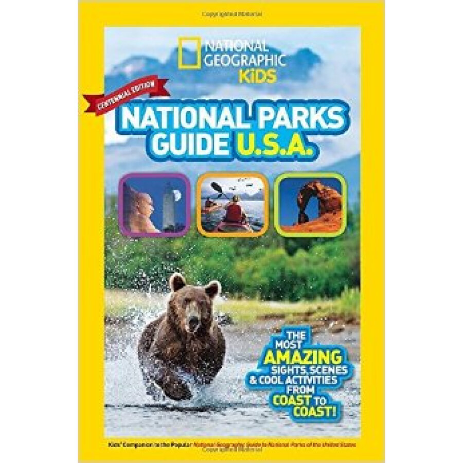 National Geographic Kids National Parks Guide US - 1232751 , 9150103863789 , 62_5256383 , 1782000 , National-Geographic-Kids-National-Parks-Guide-US-62_5256383 , tiki.vn , National Geographic Kids National Parks Guide US