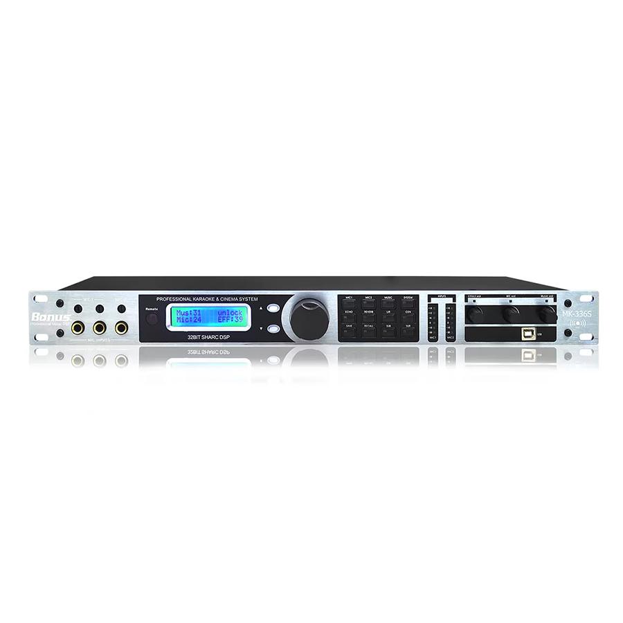 Mixer Karaoke Bonus Audio MK-336S - Hàng Chính Hãng