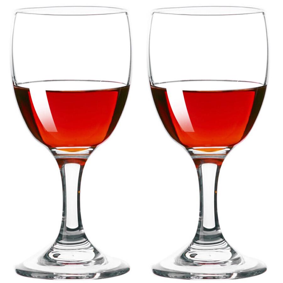 Combo 2 Ly Uống Rượu Vang Green Apple 250ml EJ5103/L2