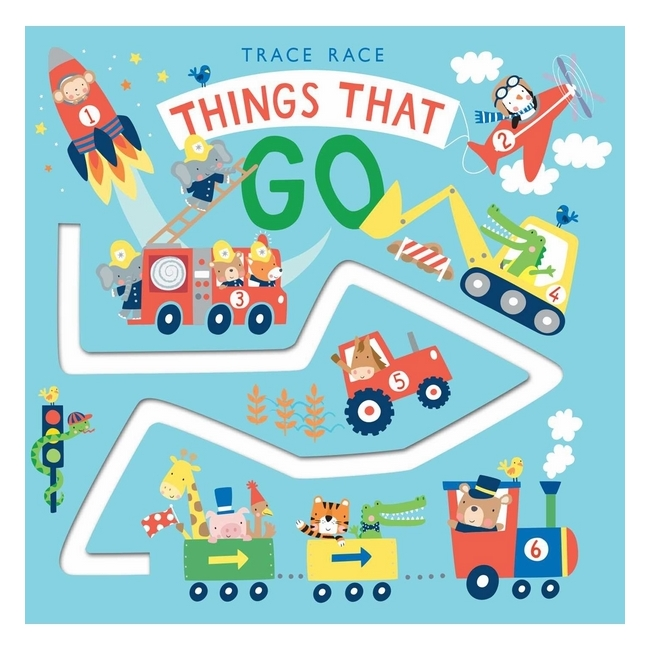 Trace Race: Things That Go - 1452120 , 4027334324370 , 62_11468224 , 318000 , Trace-Race-Things-That-Go-62_11468224 , tiki.vn , Trace Race: Things That Go
