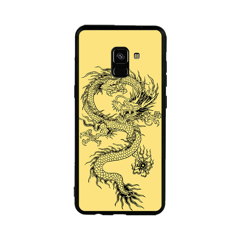Ốp lưng viền TPU cao cấp cho Samsung A8 2018 Plus - Dragon 02 - 1038797 , 6883761726235 , 62_3148941 , 200000 , Op-lung-vien-TPU-cao-cap-cho-Samsung-A8-2018-Plus-Dragon-02-62_3148941 , tiki.vn , Ốp lưng viền TPU cao cấp cho Samsung A8 2018 Plus - Dragon 02