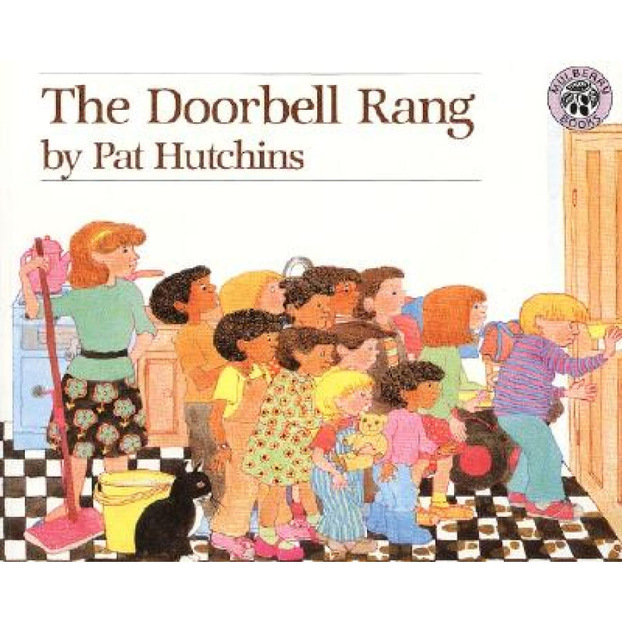 The Doorbell Rang - 1240901 , 4463238981750 , 62_5281545 , 334000 , The-Doorbell-Rang-62_5281545 , tiki.vn , The Doorbell Rang