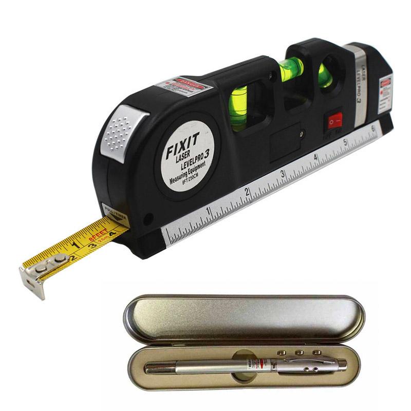 Thước Nivo Laser PRO3 cân mực laser đa năng - Tặng 1 bút chỉ Laser - 18649077 , 1072239155638 , 62_23346967 , 220000 , Thuoc-Nivo-Laser-PRO3-can-muc-laser-da-nang-Tang-1-but-chi-Laser-62_23346967 , tiki.vn , Thước Nivo Laser PRO3 cân mực laser đa năng - Tặng 1 bút chỉ Laser