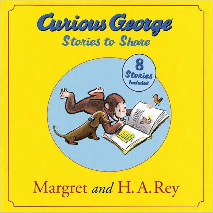 Curious George Stories to Share (Curious George (Houghton Mifflin))