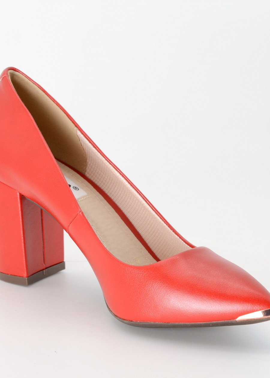 Giày Milada Gót Vuông 7cm QH-441-1