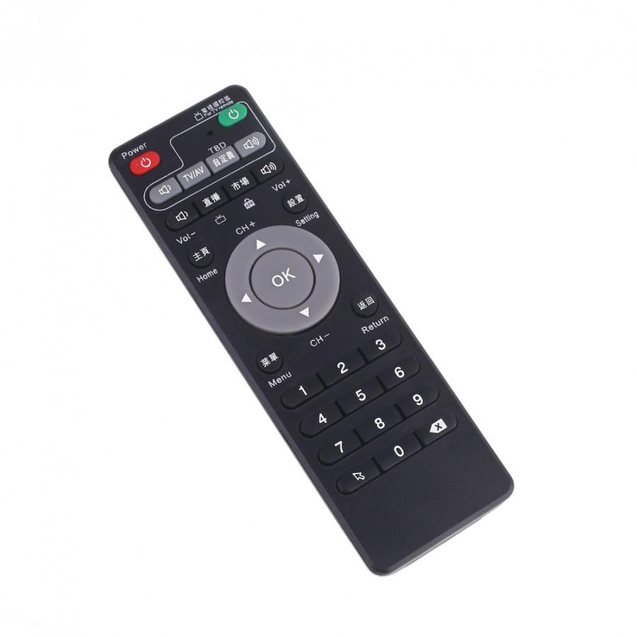 Remote Điều Khiển Hộp Đa Chức Năng Ubox - 6940494 , 3534957843399 , 62_12576825 , 277000 , Remote-Dieu-Khien-Hop-Da-Chuc-Nang-Ubox-62_12576825 , tiki.vn , Remote Điều Khiển Hộp Đa Chức Năng Ubox