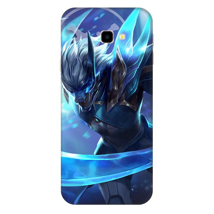 Ốp lưng nhựa cứng nhám dành cho Samsung Galaxy J4 Plus in hình Nakroth Khieu Chien AIC
