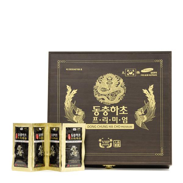 Thực phẩm chức năng bảo vệ sức khỏe: Đông trùng hạ thảo - Dong Chung Ha Cho Premium