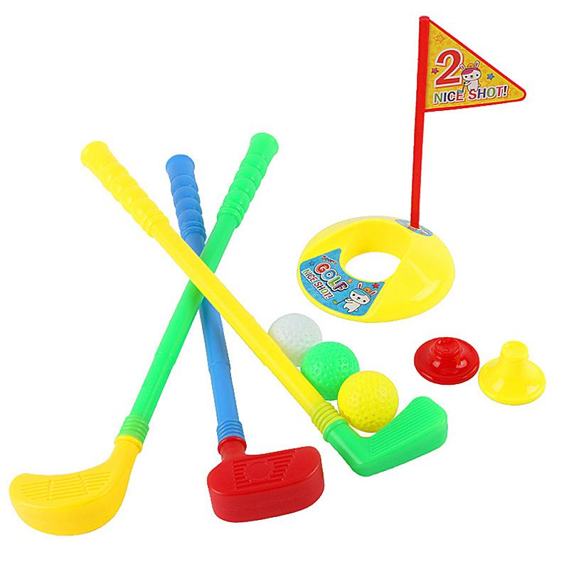 Bộ Đồ Chơi Golf Trong Nhà Dành Cho Trẻ Em